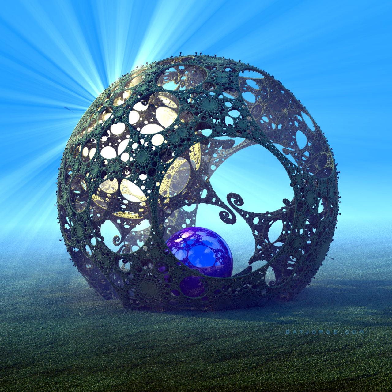 3d fractal. kleinian. mandelbulb3d
