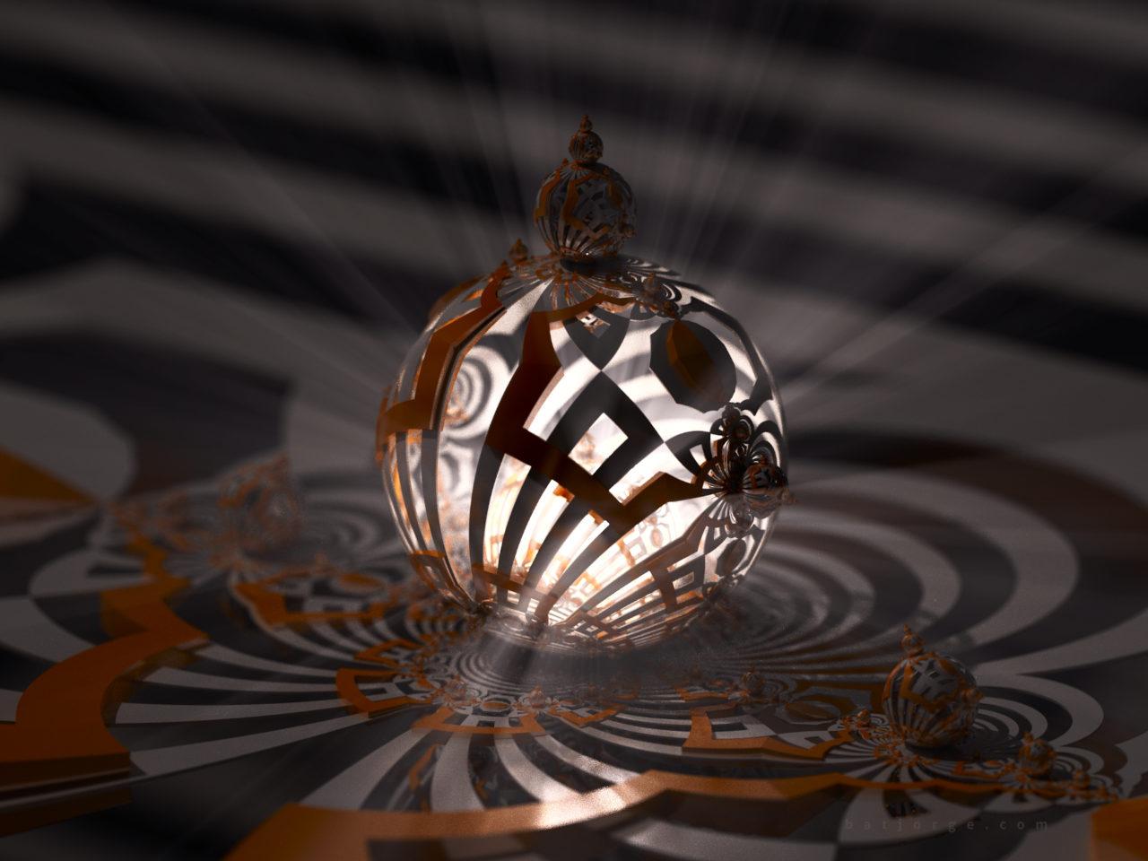 3d fractal. mandelbulb3d. dIFS. modern- vlight