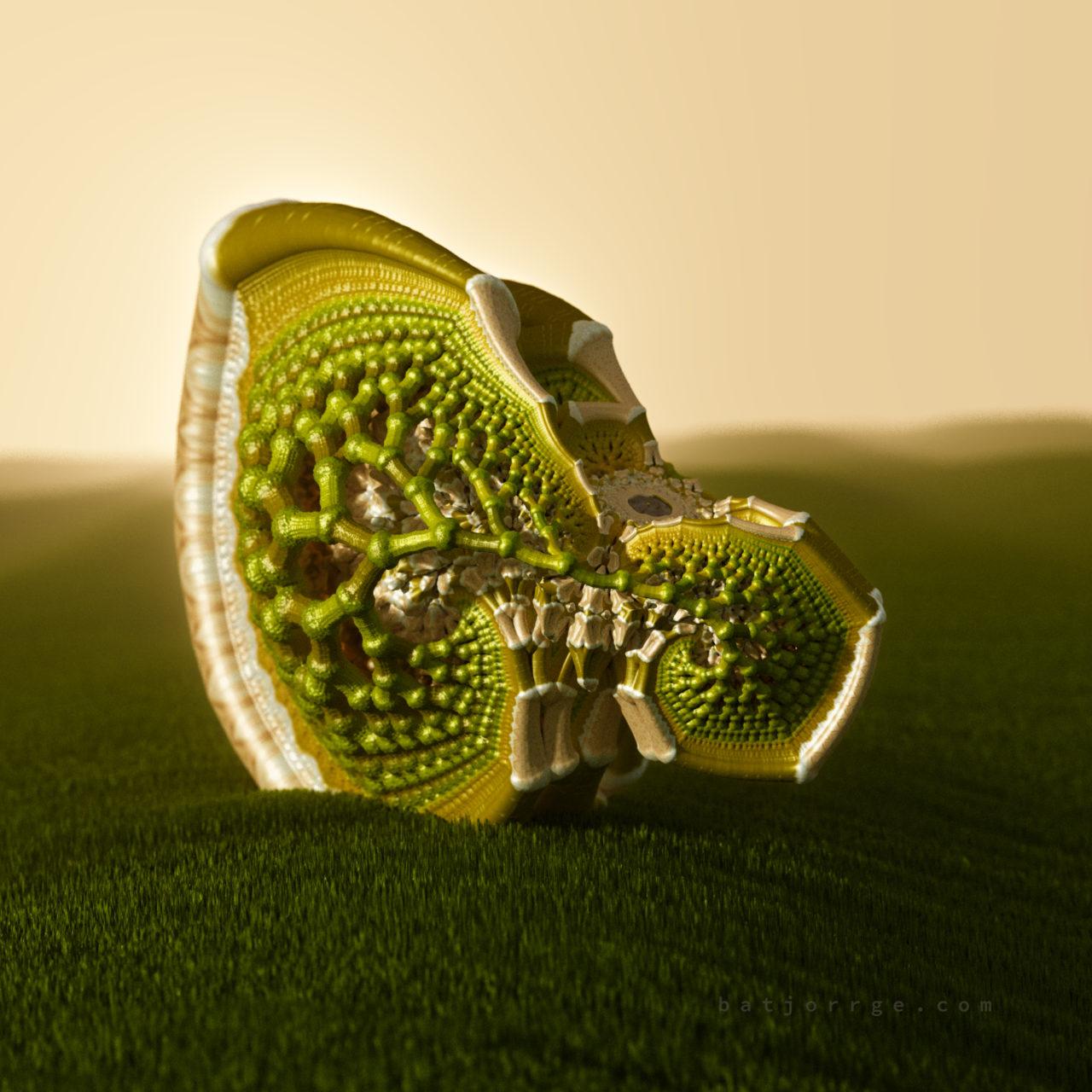 3D fractal mandelbulber amazingsurf