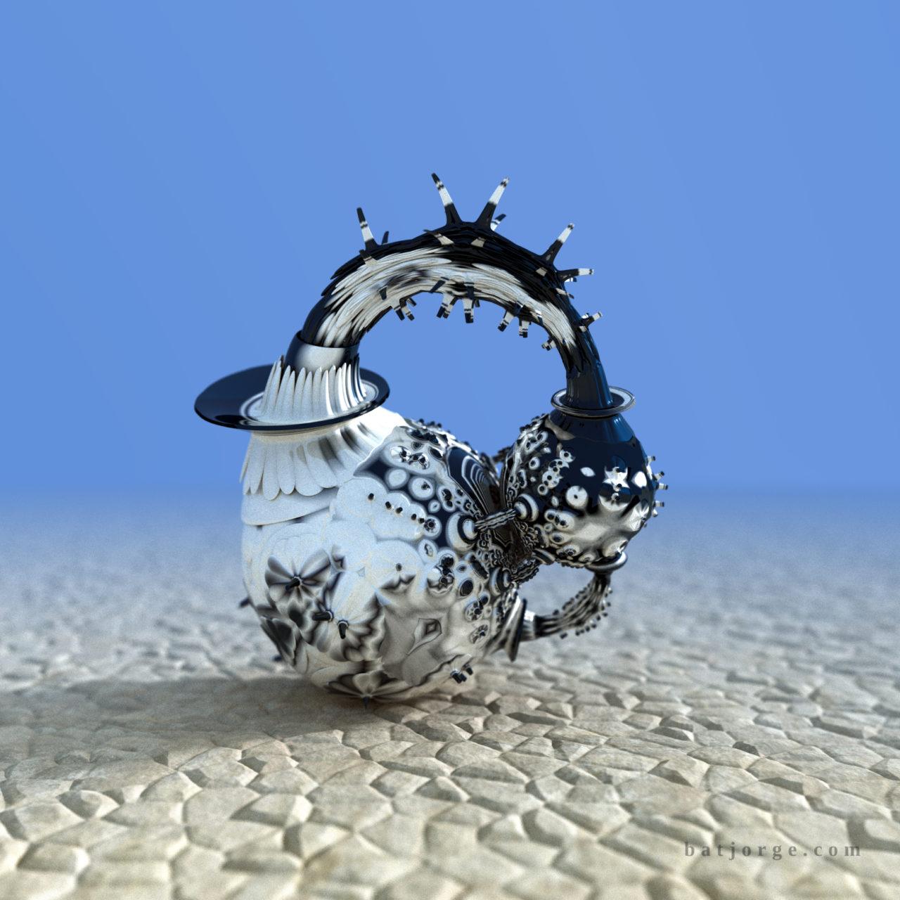 mandelbulber boxfold sphere inverson