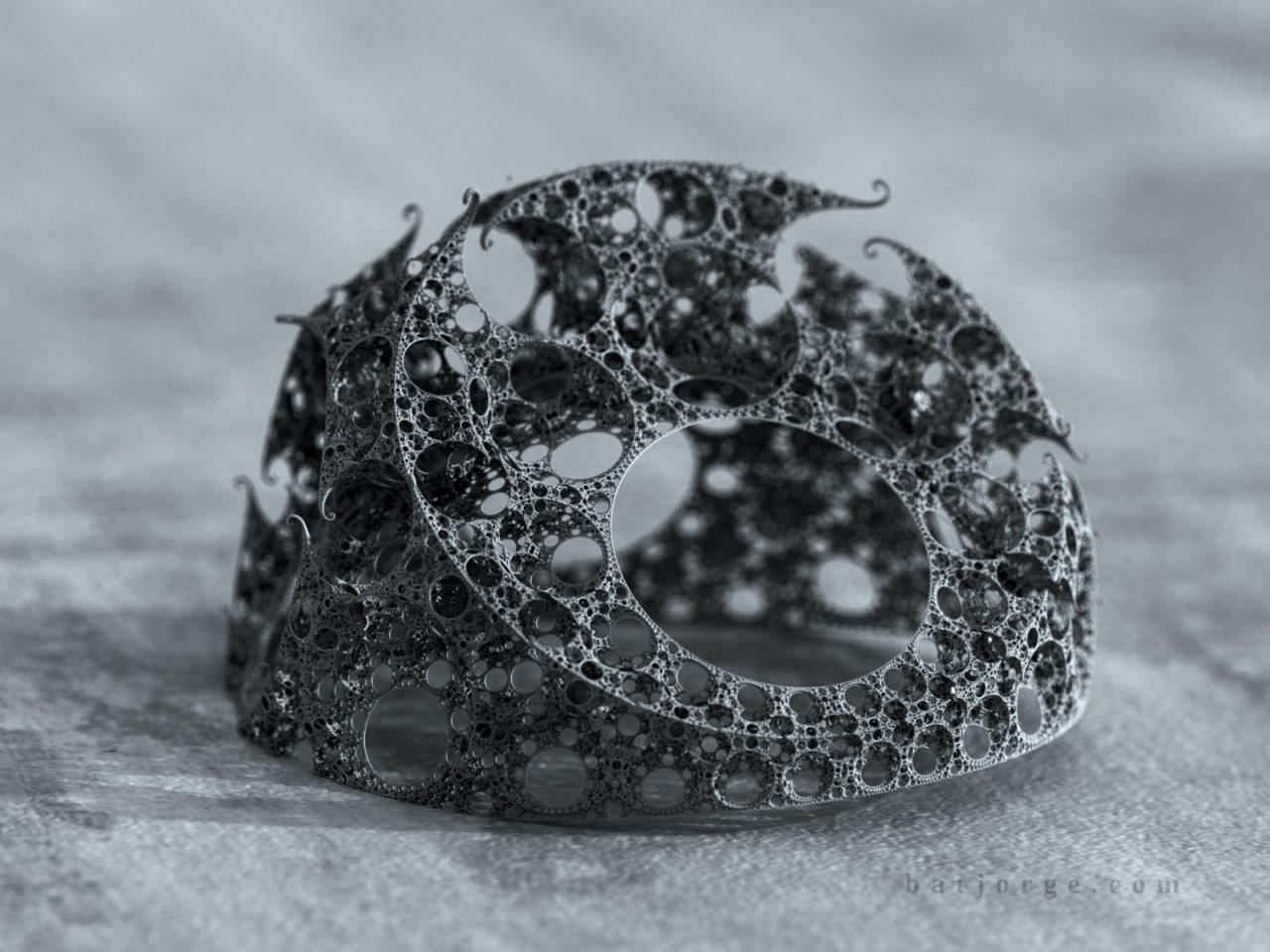3d fractal. kleinian. mb3d