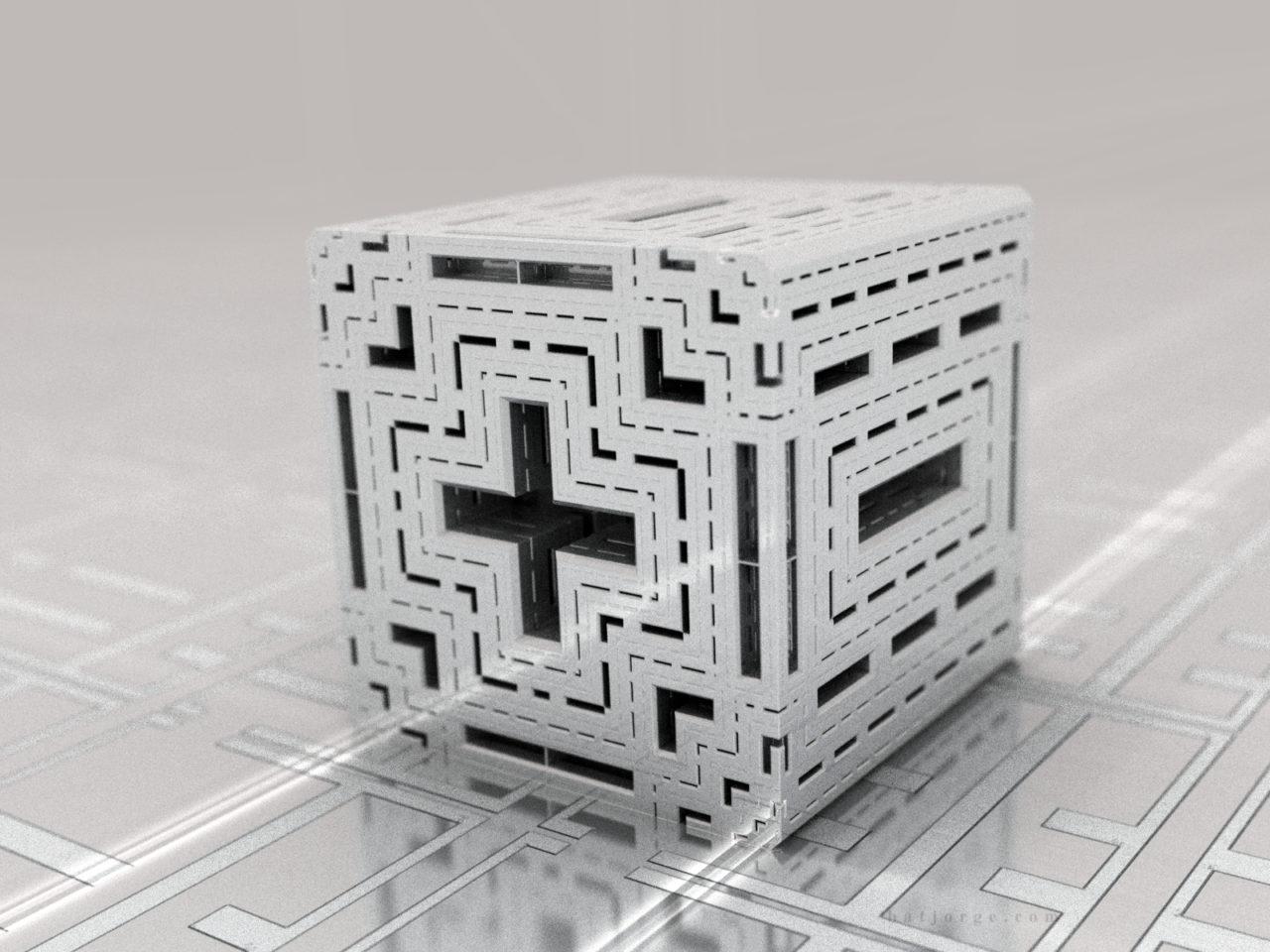 mandelbulber cube