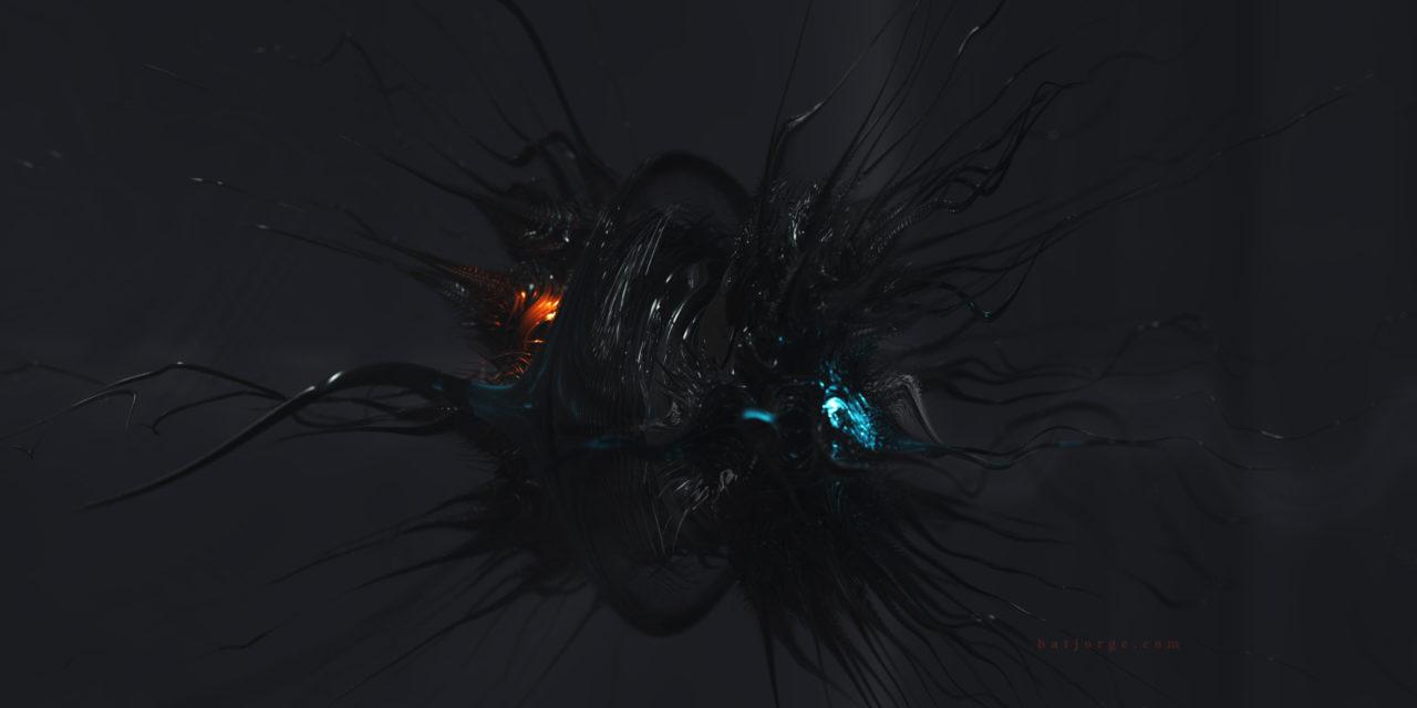 mandelbulber virus-like
